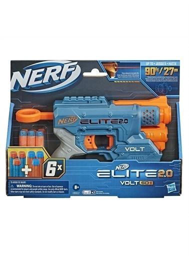 Beta Kids Nerf Elite 2.0 Volt SD-1 Dart Tabancası Renkli